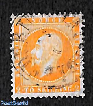 2Sk, King Oskar I, Orangeyellow