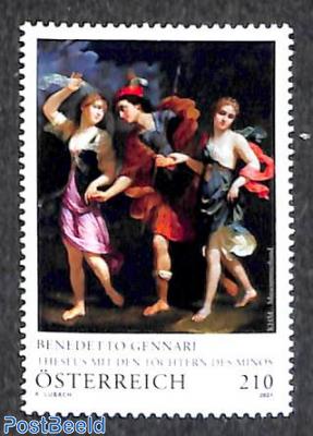 Benedetto Gennari 1v