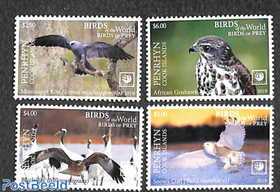 Birds of prey 4v