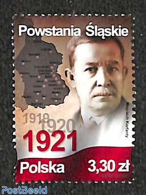 Silesian uprisings 1v
