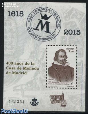 Casa de Moneda s/s
