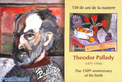 Theodore Pallady s/s