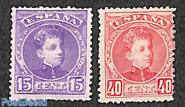 King Alphonse XIII 2v