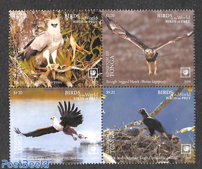 Birds of prey 4v [+]