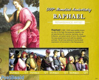 Raphael 4v m/s
