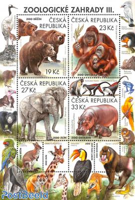 Zoo Animals s/s
