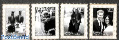Harry and Meghan wedding 4v