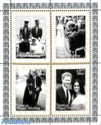 Harry and Meghan wedding 4v m/s