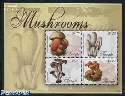 Mushrooms 4v m/s