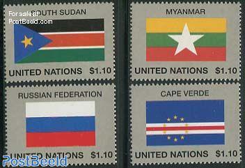 Flags 4v