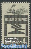 Freedom of the press 1v