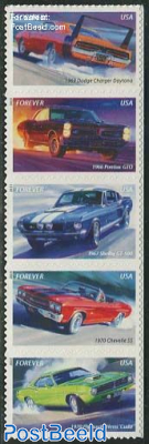 Muscle cars 5v s-a