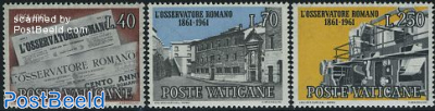 Osservatore Romano 3v