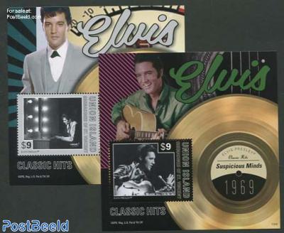 Elvis Presley 2 s/s