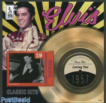 Bequia, Elvis Presley s/s