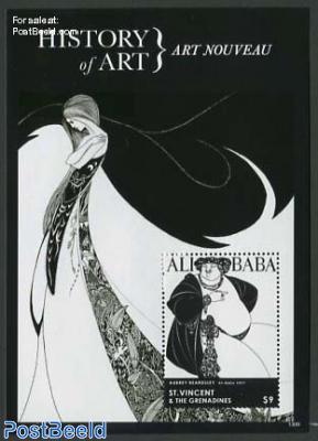 History of art, Art Nouveau s/s