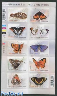 Butterflies 10v m/s s-a