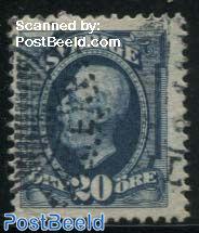King Oscar II 2v