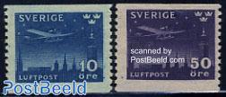 Airmail 2v