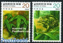 Nature conservation 2v