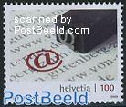 From Gutenberg to Internet 1v