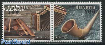 Europa, music instruments 2v [:]