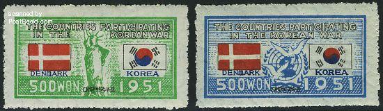 UNO War support, Denmark 2v